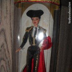 Barbie y Ken: BARBIE SPANISH TORO TORERA COLLECTION COLLECTOR EDITION, NRFB, MATTEL. Lote 65141979