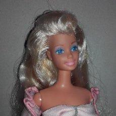 Barbie y Ken: MUÑECA BARBIE FRAGANCIA PERFUME AÑOS 80 FABRICADA POR CONGOST MADE IN SPAIN. Lote 185751103