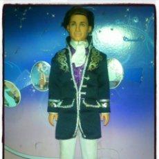 Barbie y Ken: MUÑECO KEN, PATRICK DEMPSEY DE LA PELÍCULA ENCANTADA: LA HISTORIA DE GISELLE - DISNEY -MATTEL - 2007. Lote 71210537