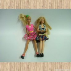 Barbie y Ken: DOS MUÑECAS BARBIE. Lote 71720098
