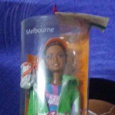 Barbie y Ken: BARBIE BENETTON MELBOURNE. Lote 72356727