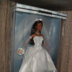Barbie y Ken: MUÑECA BARBIE MILENIUM WEDDING BRIDAL COLLECTION MATTEL NRFB. Lote 72390991