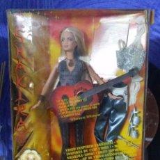 Barbie y Ken: BARBIE SHAKIRA. Lote 72404747