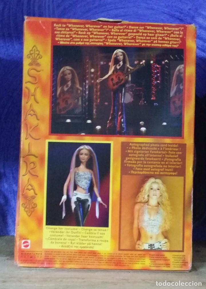 Barbie y Ken: Barbie Shakira - Foto 4 - 72404747