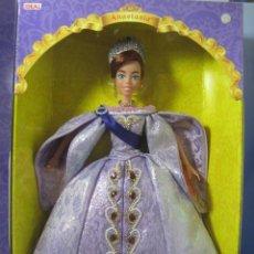Barbie y Ken: MUÑECA BARBIE ANASTASIA SU ALTEZA IMPERIAL EDICION ESPECIAL COLECCION AÑO 1997 EN CAJA DE LUJO. Lote 147545721