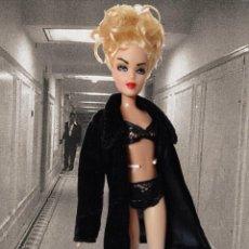 Barbie y Ken: BARBIE OOAK MADONNA: JUSTIFY MY LOVE VIDEO (VER FOTOS). Lote 75207195