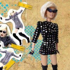 Barbie y Ken: BARBIE OOAK MADONNA: CELEBRATION VIDEO (VER FOTOS). Lote 75207403