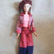 Barbie y Ken: MUÑECA BARBIE MARCA EN LA NUCA MATTEL INC. 1988 Y EN LA ESPALDA MATTEL 1999. Lote 75483355