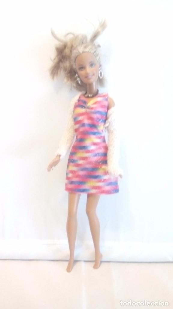 Barbie y Ken: Barbie de Mattel (1991 en la nuca) - Foto 2 - 75704183