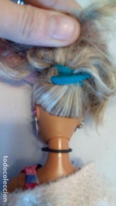 Barbie y Ken: Barbie de Mattel (1991 en la nuca) - Foto 4 - 75704183
