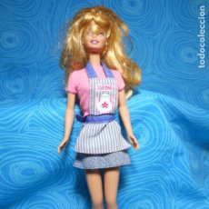 Barbie y Ken: MUÑECA BARBIE MATTEL INC CHINA 1966. Lote 75884699