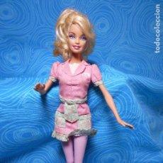 Barbie y Ken: MUÑECA BARBIE MATTEL INC CHINA 1999. Lote 75887163