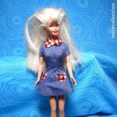 Barbie y Ken: MUÑECA BARBIE MATTEL INC MALAYSIA 1966. Lote 75972519