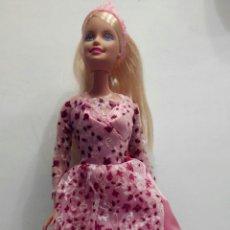 Barbie y Ken: MUÑECA BARBIE PRINCESA MATTEL 1999. Lote 76637847