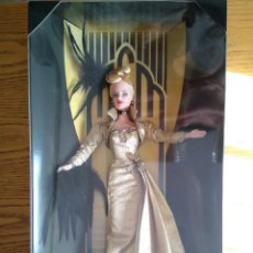 Barbie y Ken: GOLDEN HOLLYWOOD BARBIE - LIMITED EDITION FAO SCHWARZ - MGM CELEBRATING 75 YEARS FILM - MATTEL 1999. Lote 78023197