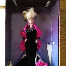 Barbie y Ken: THEATER ELEGANCE BARBIE - SPIEGEL LIMITED EDITION - EDICIÓN LIMITADA CON PEANA - MATTEL 1994. Lote 78029621