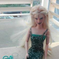 Barbie y Ken: MUÑECA BARBIE HOLLYWOOD NAILS Y ACCESORIOS. Lote 44476753