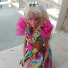 Barbie y Ken: MUÑECA SINDY LUZ Y COLOR. Lote 79058029