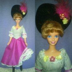 Barbie y Ken: PRECIOSA BARBIE FRANCESA DE MATTEL - 1997, DOLL, POUPÉE. Lote 79887157