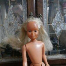 Barbie y Ken: PRECIOSA MUÑECA MATTEL BARBIE MADE IN SPAIN SKIPPER HERMANITA DE BARBIE VER FOTOS AÑOS 60. Lote 79926429
