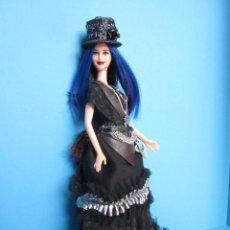 Barbie y Ken: PRECIOSA MUÑECA BARBIE CUSTOMIZADA DE STEAMPUNK. ÚNICA.. Lote 80372925