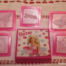 Barbie y Ken: BARBIE-SELLOS-TAMPONES DE ESTAMPAR -AÑOS 90. Lote 81625812