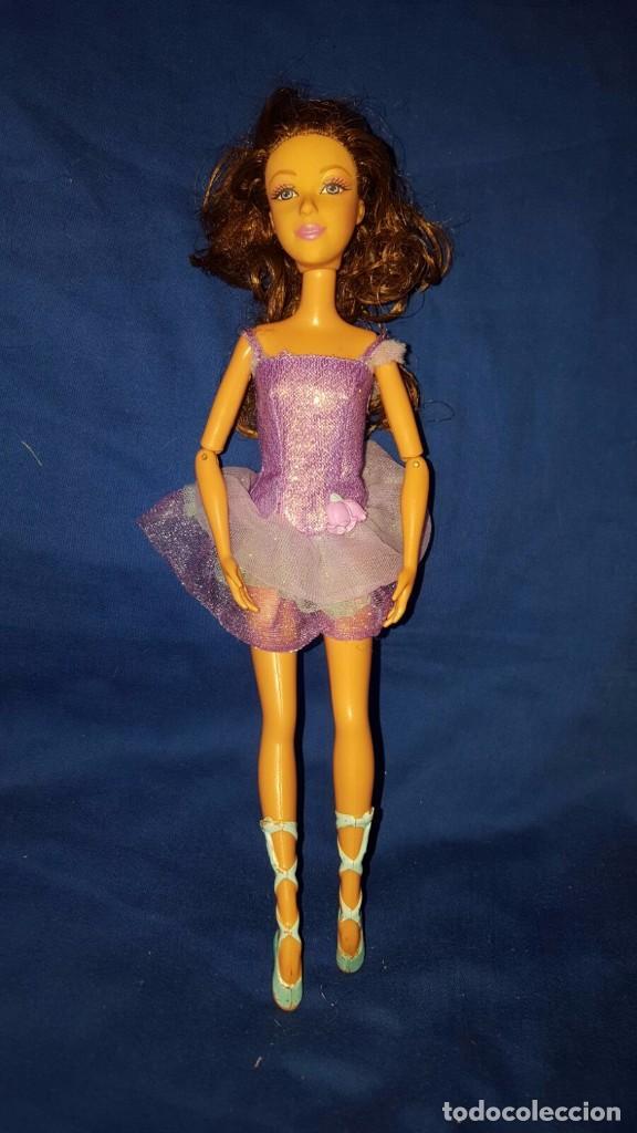 BARBIE - BONITA BARBIE ARTICULADA VER FOTOS!!! MB (Juguetes - Muñeca Extranjera Moderna - Barbie y Ken)
