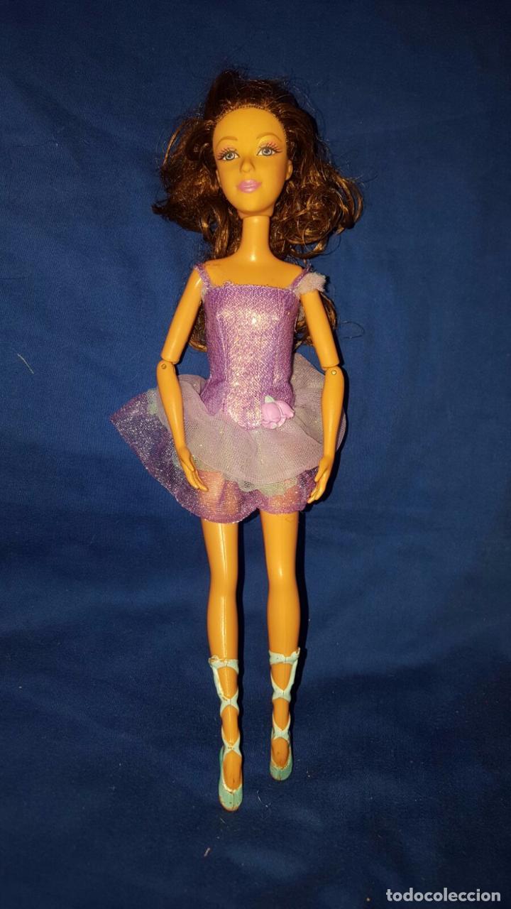 Barbie y Ken: BARBIE - BONITA BARBIE ARTICULADA VER FOTOS!!! MB - Foto 3 - 82667740