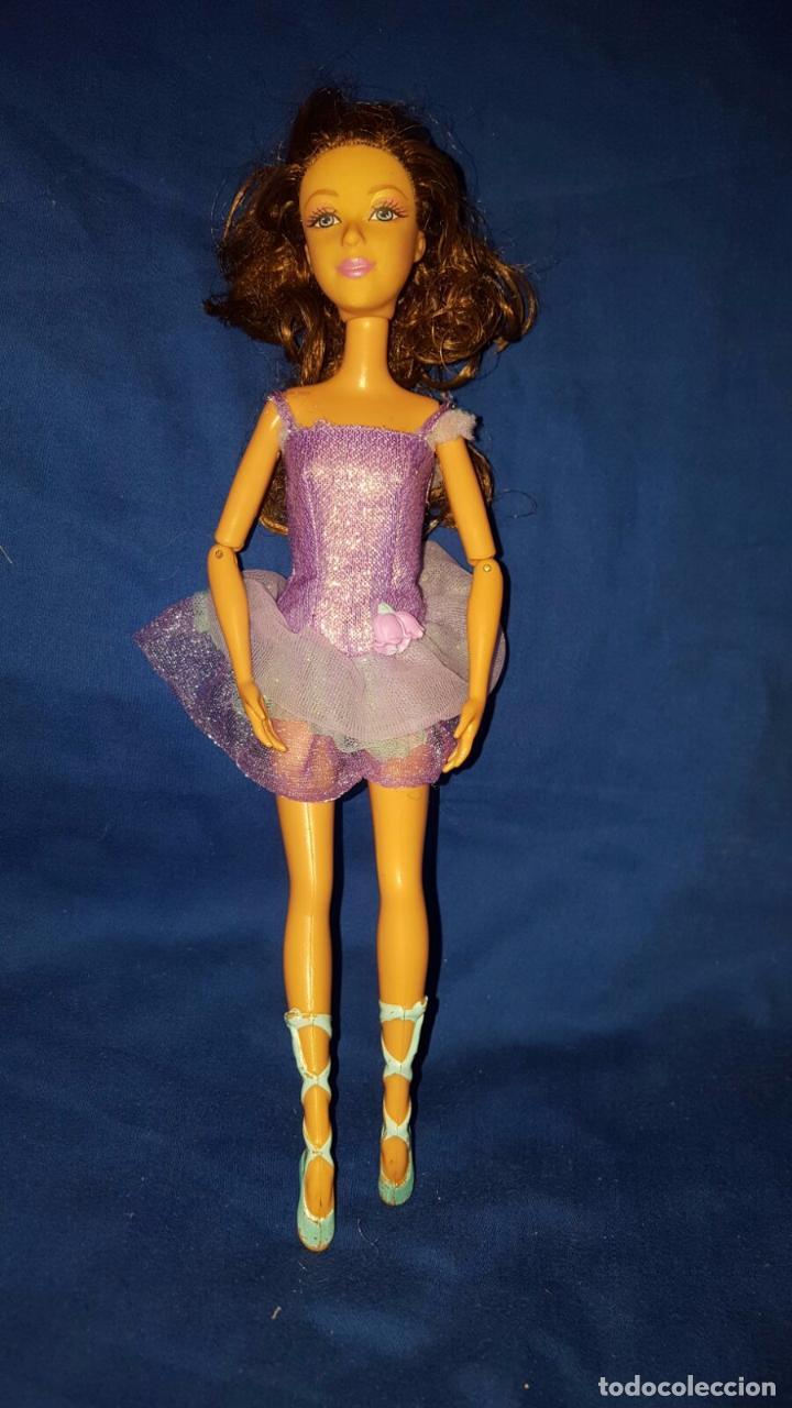 Barbie y Ken: BARBIE - BONITA BARBIE ARTICULADA VER FOTOS!!! MB - Foto 5 - 82667740