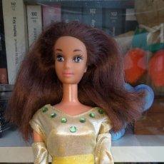 Barbie y Ken: BARBIE BELLA Y LA BESTIA. AÑOS 90. DISNEY. Lote 84629232