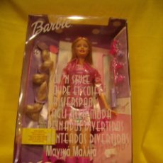 Barbie y Ken: BARBIE PEINADOS DIVERTIDOS, MATTEL, AÑO 2002, NUEVO. Lote 85601208