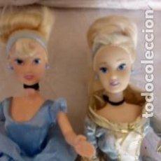 Barbie y Ken: DOS MUÑECAS DE SIMBA DE PRINCESAS DISNEY. Lote 85903044