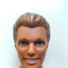 Barbie y Ken: KEN MADE IN MALAYSIA ESPALDA 1968 NOVIO BARBIE. Lote 86810006