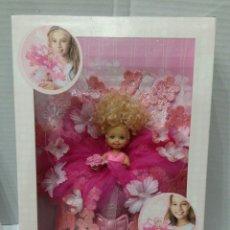 Barbie y Ken: SHELLY RAMO DE NOVIA. FLORES ROSAS. NUEVA EN CAJA. MATTEL. REF L0027. 2006. BARBIE.. Lote 207664210