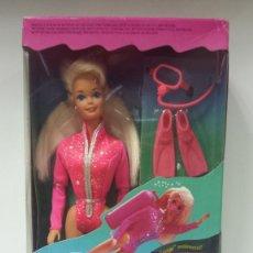 Barbie y Ken: BARBIE SUBMARINISTA MATTEL 1993-A ESTRENAR. Lote 89227300
