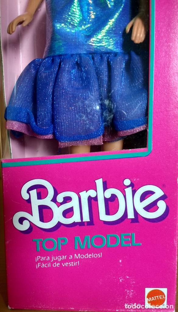 Barbie y Ken: Barbie Top model mattel-Spain 1987 - Foto 6 - 89273640