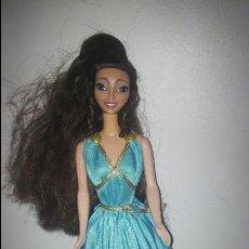 Barbie y Ken: BARBIE MEGARA DISNEY 2006 NOVIA DE HERCULES. Lote 125934996