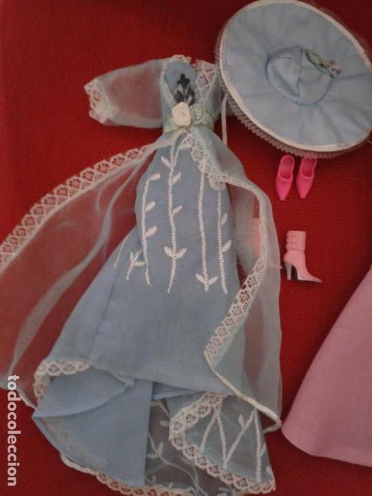 Barbie y Ken: LOTE DE BARBIE ACTUAL CON VESTIDOS Y ZAPATOS - Foto 4 - 91971745