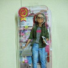 Barbie y Ken: BARBIE DISEÑADORA DE VIDEOJUEGOS - MATTEL MUÑECA FIGURA VIDEOJUEGO GAME DEVELOPER DOLL VIDEOGAME. Lote 221151355