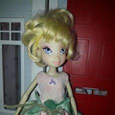 Barbie y Ken: PRECIOSA MUÑECA BARBIE PRICESAS DISNEY VESTIDO INCLUIDO VER FOTOS CAMPANILLA. Lote 92518825