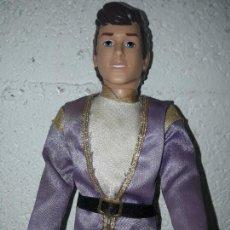Barbie y Ken: PRECIOSO MUÑECO TIPO BARBIE KEN NOVIO PRINCESAS DISNEY ROPA INCLUIDA VESTIDO PRINCIPE BLANCANIEVES. Lote 92831215