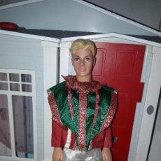 Barbie y Ken: PRECIOSO MUÑECO KEN DE MATTEL NOVIO DE BARBIE ROPA INCLUIDA BUEN ESTADO PRINCIPE DE PRINCESAS. Lote 94064665