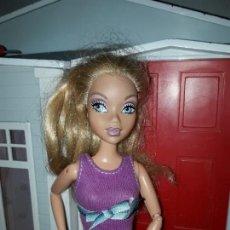 Barbie y Ken: PRECIOSA MUÑECA MATTEL BARBIE MY SCENE ROPA INCLUIDA BUEN ESTADO . Lote 94220425