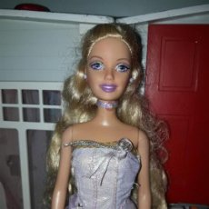 Barbie y Ken: PRECIOSA MUÑECA BARBIE PRINCESA MATTEL ROPA INCLUIDA BUEN ESTADO SERIE PRINCESAS MAGIA DE PEGASO. Lote 113124719
