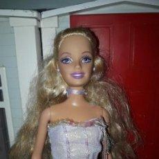 Barbie y Ken: PRECIOSA MUÑECA BARBIE PRINCESA MATTEL ROPA INCLUIDA BUEN ESTADO SERIE PRINCESAS MAGIA DE PEGASO. Lote 113124700