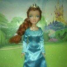 Barbie y Ken: DIFICIL MUÑECA FIONA DE SHREK - DREAMWORKS - MGA - 2007, DOLL, POUPÉE. Lote 94599599