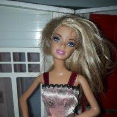 Barbie y Ken: PRECIOSA MUÑECA BARBIE MATTEL ROPA INCLUIDA LAS MÁS BARATAS BUEN ESTADO. Lote 94691391