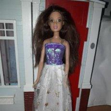 Barbie y Ken: PRECIOSA MUÑECA BARBIE MATTEL ROPA INCLUIDA LAS MÁS BARATAS BUEN ESTADO. Lote 94691983