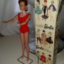 Barbie y Ken: MUÑECA BARBIE TM MIDGE SWIRL PONYTAIL AÑOS 60 ANTERIOR? JAPAN DOLL 1959?. Lote 118271150