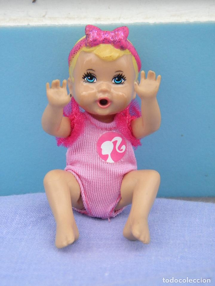 42ff51c12a46c MUÑECA BEBÉ DE BARBIE BABYSITTER DE MATTEL (Juguetes - Muñeca Extranjera  Moderna - Barbie y